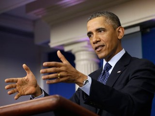 Obama Seeks to End 'Political Gridlock'