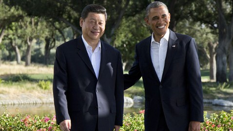 ap obama palm springs lt 130608 wblog President Obama Says US, China Must Develop Firm Understanding of Cybersecurity