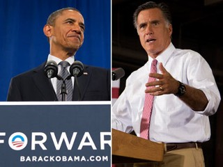 Obama Gets Post-Convention Bounce Over Romney