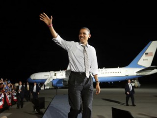 Obama Wraps Blitz With Ohio Rally