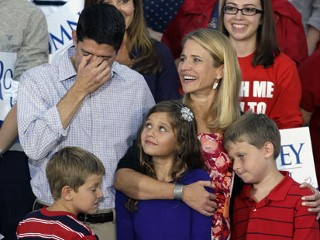 Paul Ryan's Convention Posse