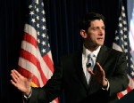 PHOTO: Paul Ryan, speaks at The Ronald Reagan Presidential Library in Simi Valley, Calif., May 22, 2012.