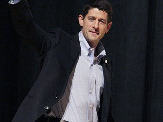 Ahead of Debate, Ryan Takes on Biden