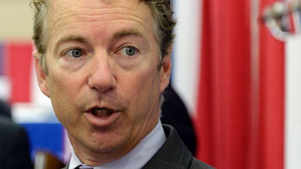 ap rand paul kb 130731 16x9 608 Rand Paul Calls Hillarys Benghazi Explanation A 2016 Deal Killer