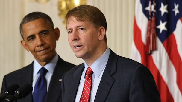 ap richard cordray kb 130719 16x9 608 7 Jeopardy! Blunders By Obamas Top Consumer Watchdog