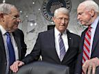 PHOTO: Roger Wicker with Carl Levin and John McCain