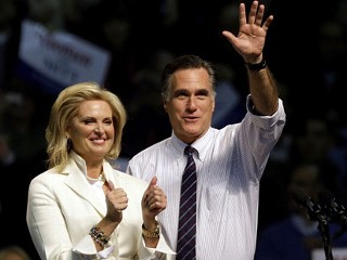 Romney Closes Out Campaign in NH