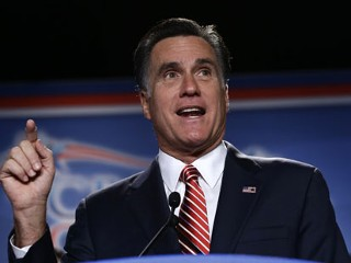 Mitt Romney's Policy Posture Shifts