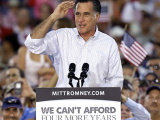 Romney: 'I've Seen the Greatness of the Human Spirit'