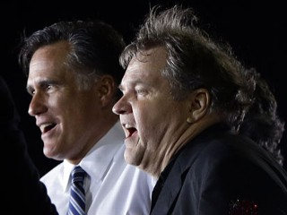 Meat Loaf Endorses Romney