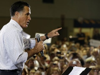 Romney Promises Not to 'Round Up' Undocumented Immigrants