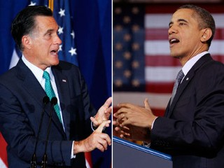 Romney and Obama Get High Ratings on Love