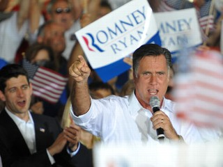 Romney Selects Ryan To Be His Running Mate