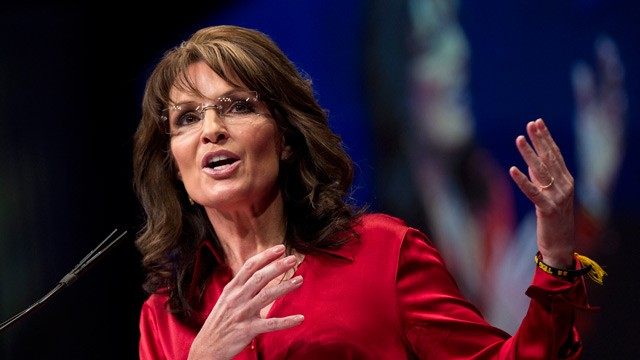 PHOTO: Sarah Palin