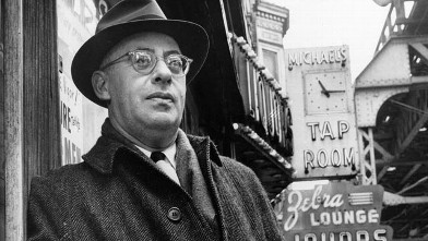 PHOTO: Saul Alinsky, a professional organizer with a strong aversion to welfare programs, is shown in this photo dated Feb. 20, 1966