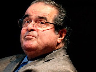 Scalia + Gay Issues = Controversy