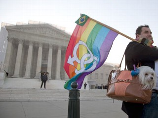 Justices Appear Cautious About DOMA Ruling
