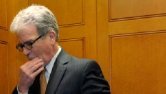 Sen. Tom Coburn one of the state's Republican lawmakers that voted against disaster aid after Superstorm Sandy, may be forced to request funding for his own state.