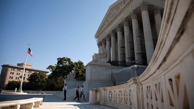 PHOTO: U.S. Supreme Court