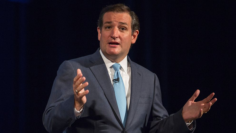 PHOTO: Sen. Ted Cruz, speaks during the family leadership summit in Ames, Iowa in this Aug. 10, 2013 file photo.