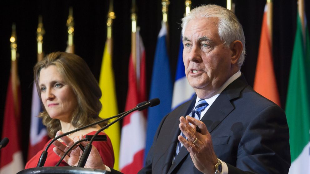 Secretary Tillerson  says US ready for 'serious negotiations' if North Korea proves to be 'credible partner'