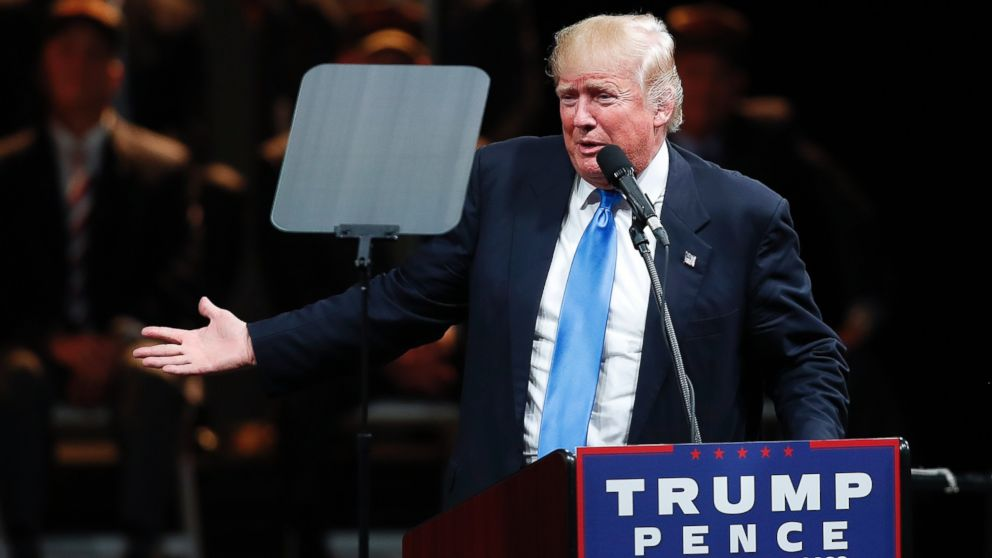 Donald Trump stands by campaign promise to overturn Roe v. Wade