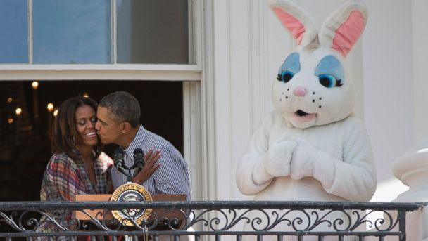 ap white house easter9 wy 140421 16x9 608 7 Moments of Extreme Cuteness At Annual White House Easter Egg Roll