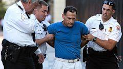 PHOTO: Man taken into custody by Secret Service police