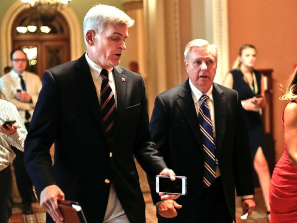 Fact check: Sen. Cassidy on his health care bill assertions