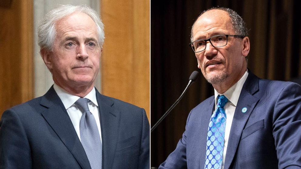 'This Week' Transcript 4-22-18: DNC  Chair Tom Perez and Sen. Bob Corker
