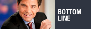 PHOTO: Bottom Line George Stephanopoulos