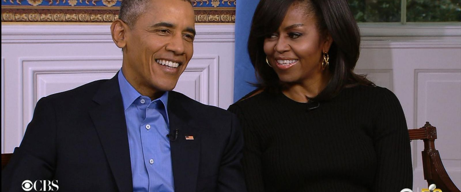 PHOTO: President Obama and first lady Michelle Obama dished today on how the first family hosts a Super Bowl Sunday party in the White House.
