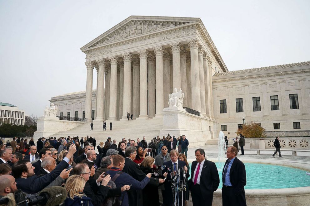 Supreme Court taking up New Jersey sports betting case