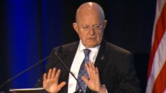 VIDEO: James Clapper joked about the high standards the public expects of the intelligence community.