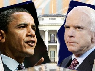 Obama and McCain