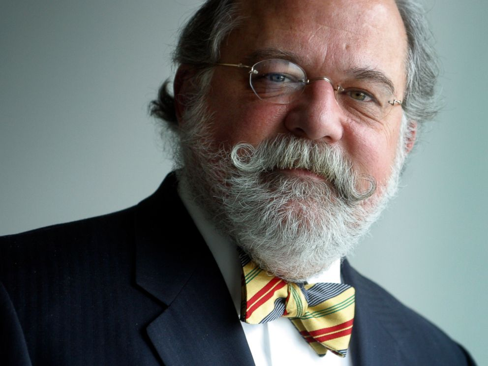PHOTO: Corporate attorney Ty Cobb in the offices of his law firm, Hogan & Hartson in Denver, Jan. 16, 2004. Cobb is a distant relative of baseball legend Ty Cobb.