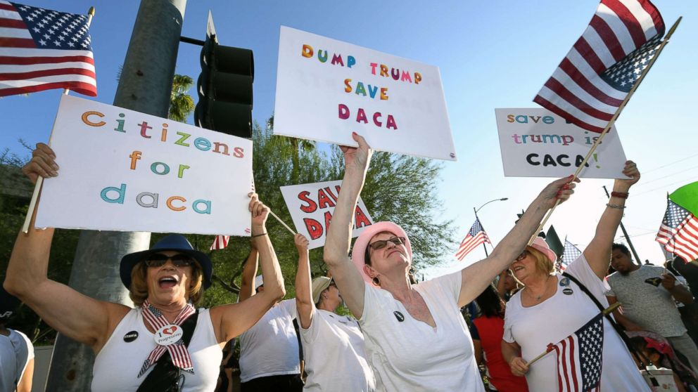 Dreamers pin hopes on an immigration fix