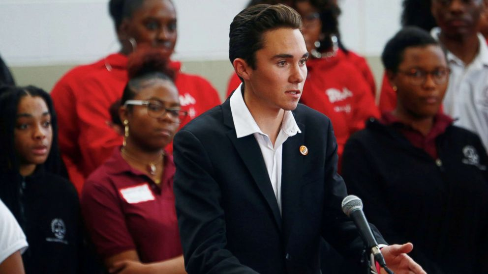 Parkland school-shooting survivor says March for Our Lives will 'start a revolution'