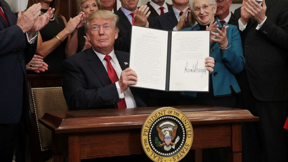 President Trump will strike down parts of Obamacare with new executive order
