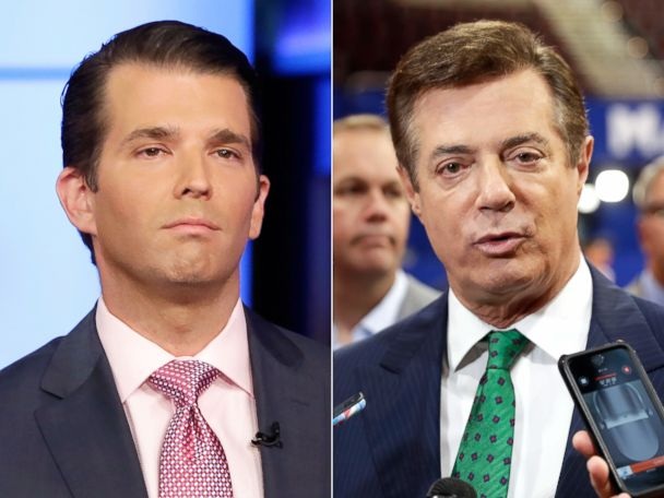 Trump Jr., Manafort agree to cooperate with Senate panel