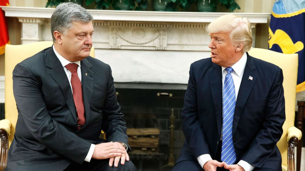 Trump could be offered $47 million option to arm Ukraine against pro-Russian separatists