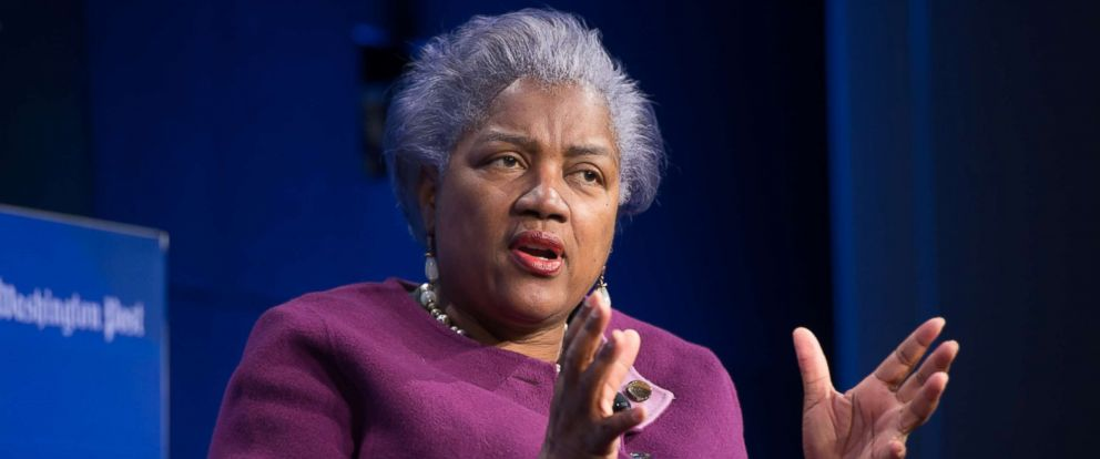 PHOTO: Donna Brazile speaks at an event in Washington, D.C., March 22, 2017.