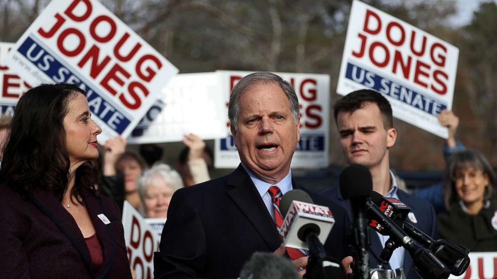 Doug Jones counting on Alabama's African- American voters