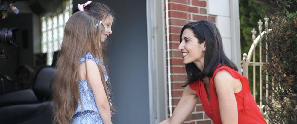 PHOTO: Fayrouz Saad campaigns for a congressional seat in Michigans 11th district.