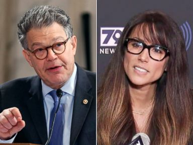 Woman who accused Al Franken of forcibly kissing her shares his apology letter