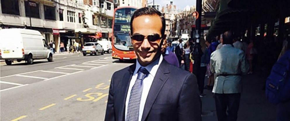 PHOTO: George Papadopoulos, a Trump campaign foreign policy adviser pleaded guilty to making false statements to FBI agents.