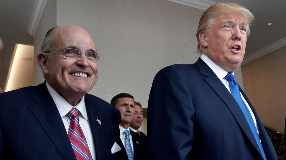Giuliani: Mueller won't find a 'stitch of evidence' that Trump  colluded with Russians