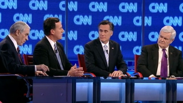 VIDEO: The candidates sound off about their views on contraception. 