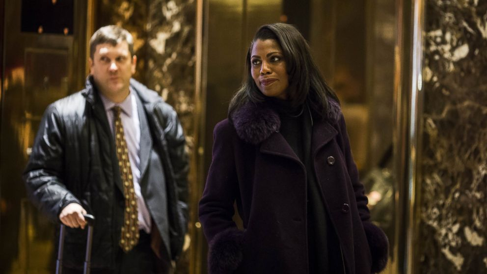 Omarosa Manigault Set to Join Donald Trump's White House Staff ...