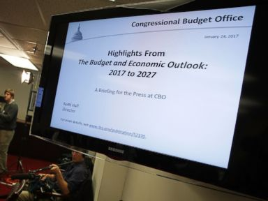 What the CBO does and how it gets its numbers